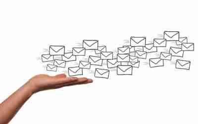 Ik kan wel email versturen maar niet ontvangen